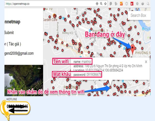 Cách lấy mật khẩu wifi hàng xóm trên máy tính đơn giản - opennetmap.co