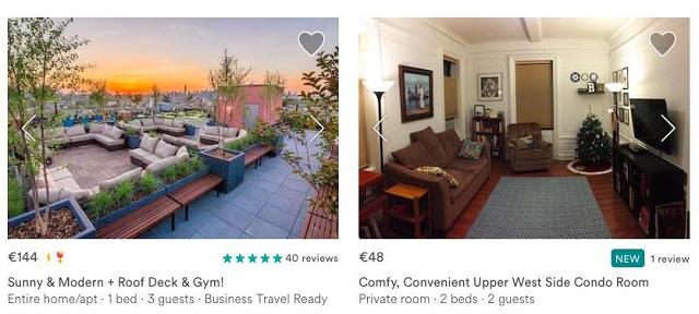 Airbnb Listing ấn tượng, bắt mắt