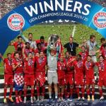 Bayern Munich trong giải đấu vừa qua