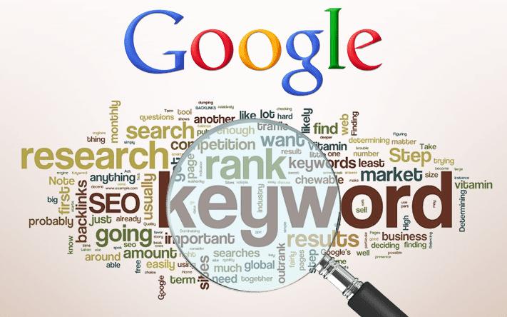 Từ khóa bài viết là yếu tố quan trọng giúp nâng cao lượt tìm kiếm