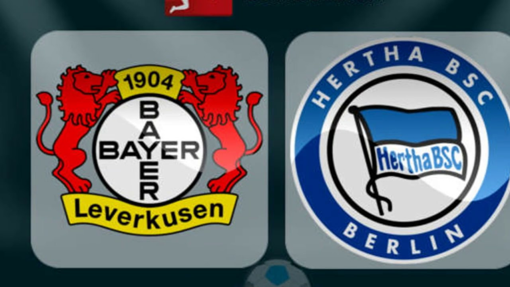 Nhận định trận đấu B.Leverkusen vs Hertha Berlin