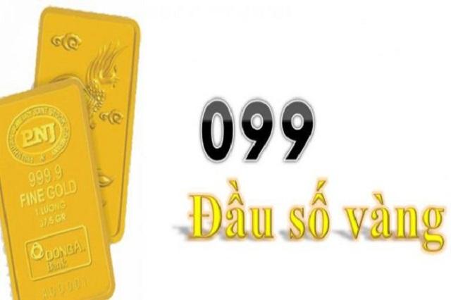 Đầu số 099 - Đầu số Vàng của Gmobile
