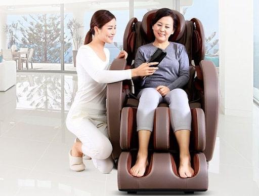Cách chọn ghế massage
