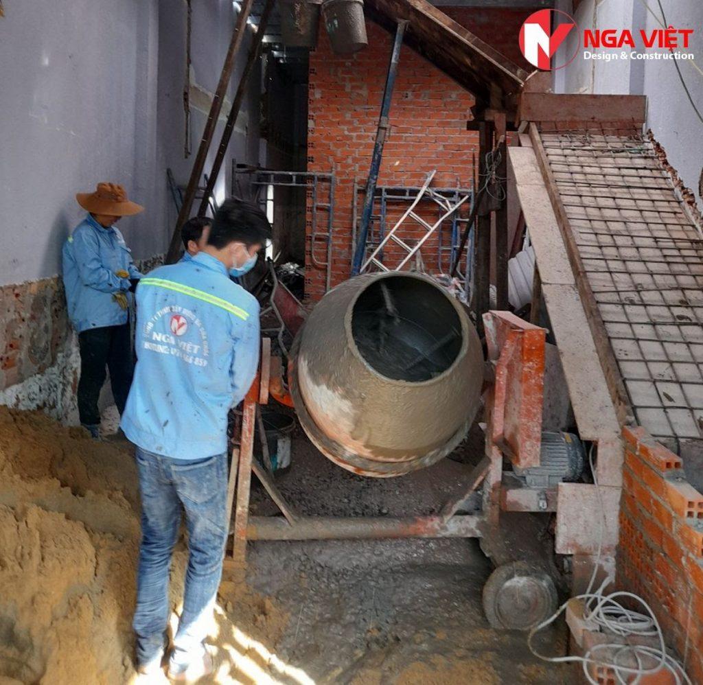 Bạn đang có nhu cầu xây nhà tại TpHCM liên hệ ngay Nga Việt