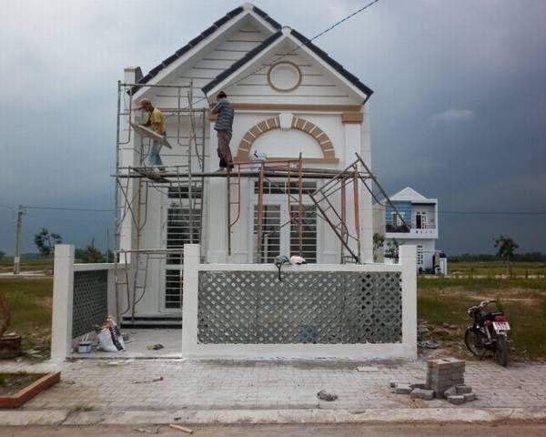 Thi công xây nhà trọn gói TPHCM