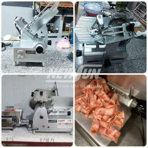 Máy thái thịt SL 300E của NEWSUN