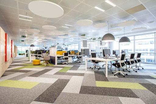 Phong cách thiết kế giúp tăng động lực làm việc cho nhân viên