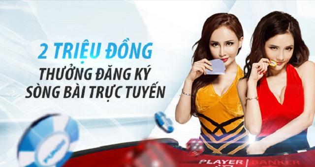 Thưởng đăng ký fun88 casino online