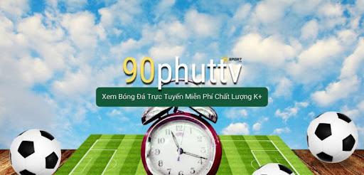 90Phut TV là trang web bóng đá trực tuyến rất uy tín